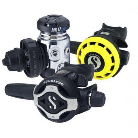 Scubapro MK 17 EVO/ S620Ti Set